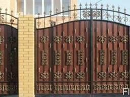 Ворота на заказ Симферополь, Крым