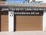 Ворота Одесса Гаражні Ворота Відкатні ворота Розпашні ворота установка ціна - фото 2