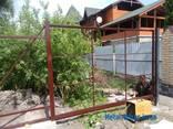 Ворота откатные распашные калитки Недорого - фото 2