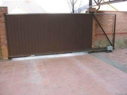Ворота , двери металличес, навесы, лестницы - фото 1