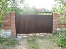 Ворота , двери металличес, навесы, лестницы - фото 2