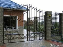 Ворота распорные