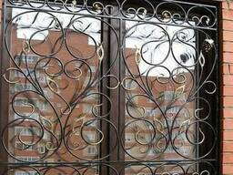 Ворота, решетки, навесы, заборы