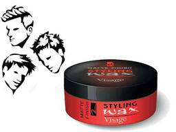 Воск для укладки волос Visage Matte Finish, 150 мл