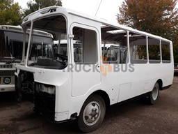 Восстановительный ремонт автобуса ПАЗ 3205