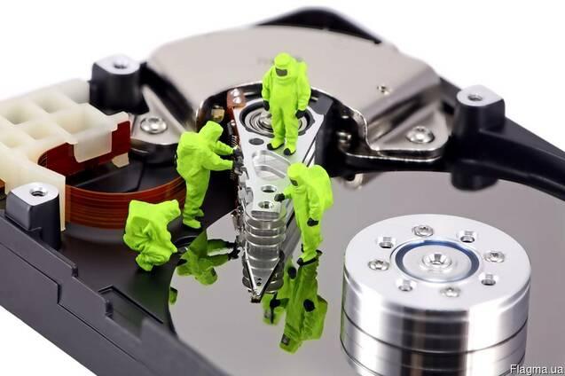Восстановление информации на компьютере, ноутбуке, флешке