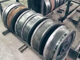 Восстановление крановых колес