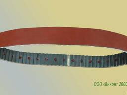 Восстановление резинового покрытия ремней АТ10 840 3 мм
