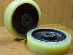 Восстановление валов, колес, роликов