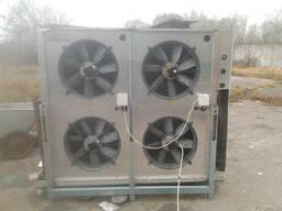 Воздухоохладитель для шоковой заморозки ЕСО SRE45A12ED