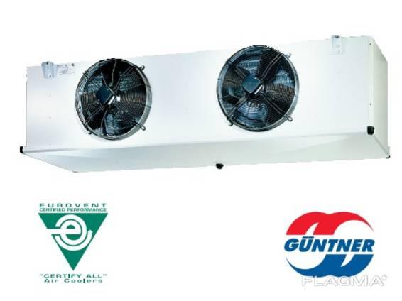 Воздухоохладители Guntner. Повітроохолоджувач Guntner.