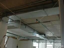 Воздухопроводы-проектирование/изготовление и монтаж под ключ