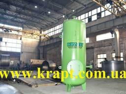 Воздухосборник горизонтальный 1-1,1куб, давление 1,6МПа
