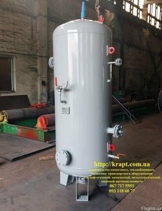Воздухосборник (ресивер воздушный) 1 м.куб, Р- 0,9 Мпа