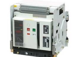 Воздушный автомат CNC от 2000A до 3200A . стационарный