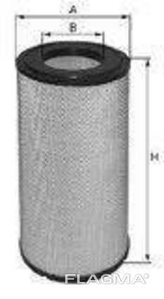 Воздушный фильтр для погрузчиков Mitsubishi, Nissan. ..