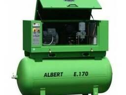 Воздушный компрессор для СТО, автосервиса, шиномонтажа