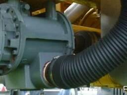 Воздушный компрессор для тягача автоцистерны
