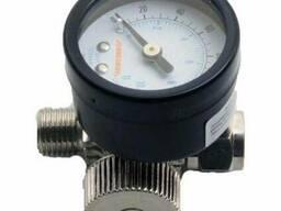 Воздушный регулятор, 160 PSI с измерителем давления. ..