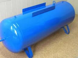 Воздушный ресивер 500 литров горизонтальный
