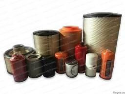 Воздушные, топливные и масляные фильтры для спецтехники