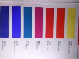 Возвратная термохромная краска , colorless - Rose red , 50с
