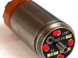 Вращающийся трансформатор 2.5 вт. ЛШ 3.010.399 кл. т 0.5