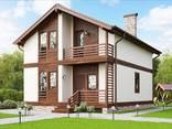 Все виды услуг строительство каркасных домов, кровельные работы, фасад - фото 1