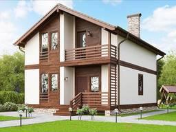 Все виды услуг строительство каркасных домов, кровельные работы, фасад