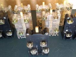 Вспомогательные блок-мостики на контакторы КТК1-20, КПД-121