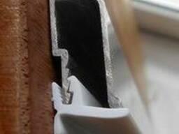 Вставка декоративный плинтус оконтовк для натяжных потолков
