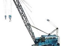 Вал-шестерня 961. 34. 31. 02 кран гусеничный МКГ-25
