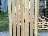 Недорого Вторичные деревянные поддоны 1400х800 - фото 2