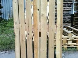 Вторичные деревянные поддоны 1400х800 - фото 2
