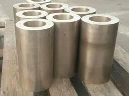 Втулка бронза внешний диаметр ф 130 внутренний ф100 310 мм