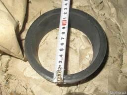 Втулка металографітова 30-90 х 40-80 х 3-6 мм антифрикційна