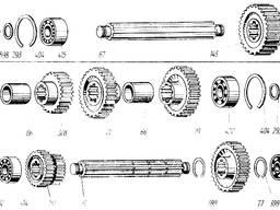 Блок шестерен 150. 37. 278-2Б к тракторам Т-150, ХТЗ