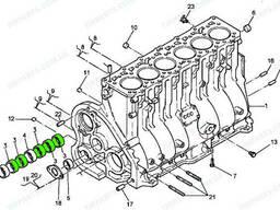 Втулка распределительного вала Renault Magnum 390/430/470. ..
