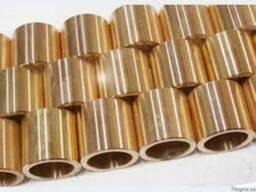 Втулка бронзовая ОЦС5-5-5, БрАЖ9-4Ф=60-400мм. купить
