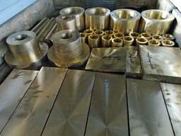 Втулки бронзовые литье под заказ