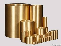 Литье из цветных металлов (бронза, латунь, медь, алюминий)