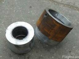 Втулки, фланцы, конуса для маслопрессов Л4-МШП, ПМ-450(уманец)
