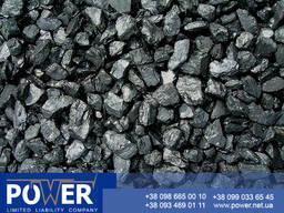 Вугілля сортове (Казахстан) марки Д 25-50 мм