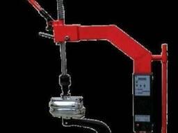 Вулканизатор Эву-ЗМП, 2 нагр елемента, без ложементов
