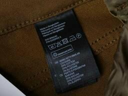Вузькі джинси гірчичного кольору