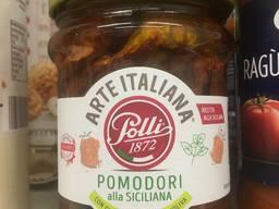 Вяленые помидоры. Polli.