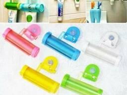 Выдавливатель для зубной пасты, кремов и касметики из тюбика