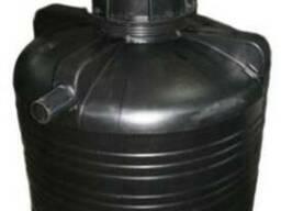 Выгребная яма (пластиковая емкость 5000 л. )