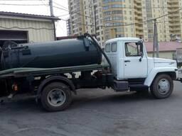 Выкачка автомоек Киев