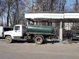 Выкачка выгребных ям Оболонь, Осокорки, Буча, Романков.